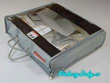 kvalitní deka z mikroplyšových vláken, televizní deka MORA