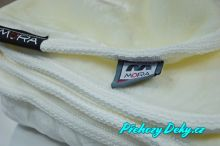 luxusní deka mikroplyš, přehozy na postel MORA