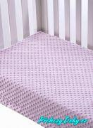 Dětská španělská deka MORA® Topitos růžová 80x110cm
