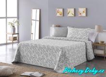 kvalitní španělský přehoz na dvojlůžkové postele Vialman