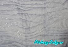 kvalitní španělský přehoz na dvojlůžkové postele se 2 povlaky na polštáře MORA