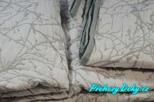 luxusní přehoz na dvojlůžkové postele Vialman