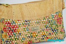 Dámská levná korková kabelka přes rameno Montado®