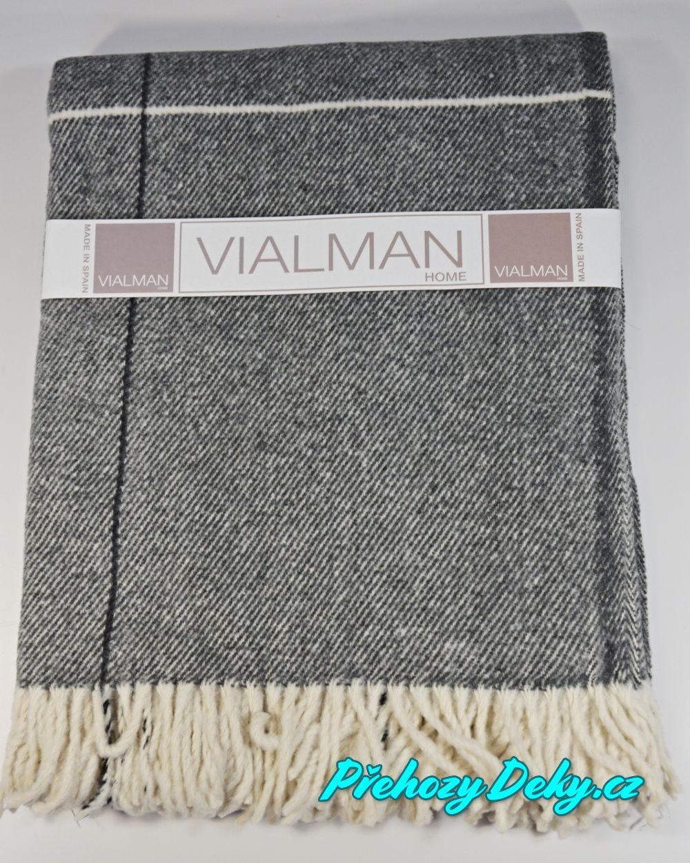 dámský pléd Vialman
