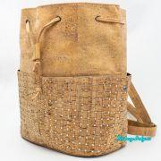 Korková kabelka a batoh 2v1
