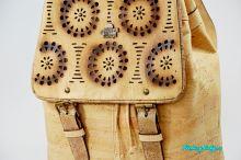 korkový dámský městský batoh Montado®