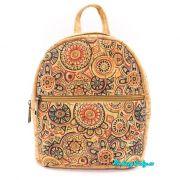 Dámský městský korkový batoh