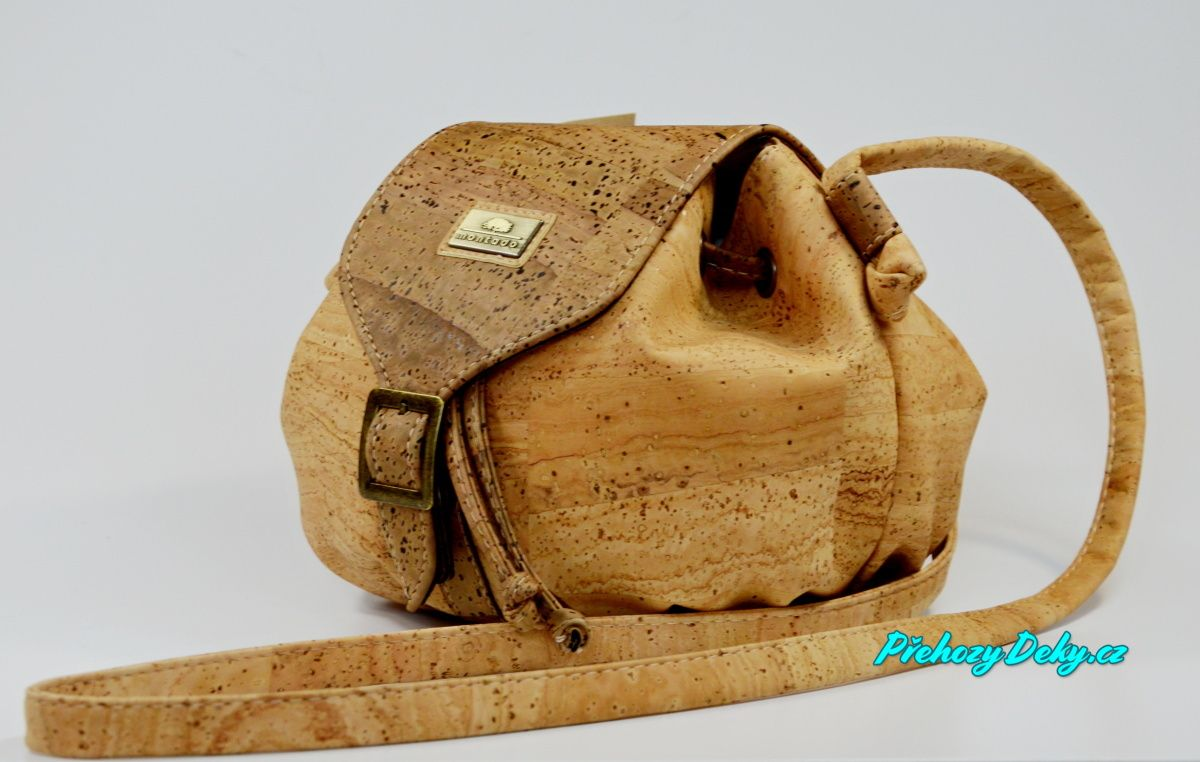 levná crossbody korková kabelka pro dívky Montado