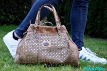Luxusní korková dámská kabelka Montado® do ruky nebo přes rameno
