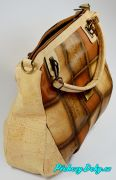 Luxusní korková kabelka do ruky Montado®
