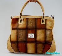 Luxusní korková kabelka do ruky Montado® natural