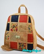 Kabelka batoh korkový Montado® mixtommy