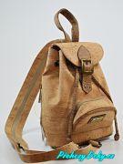 Dámský městský batoh Montado® přírodní korek