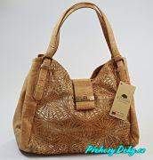 Luxusní korková kabelka Montado®  přirodní