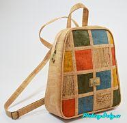 Korkový batoh kabelka Montado® mixiris