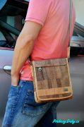 Moderní pánská korková kabelka přes rameno Montado®