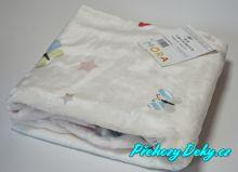 španělská deka pro miminka, deka pro děti na zem Mora
